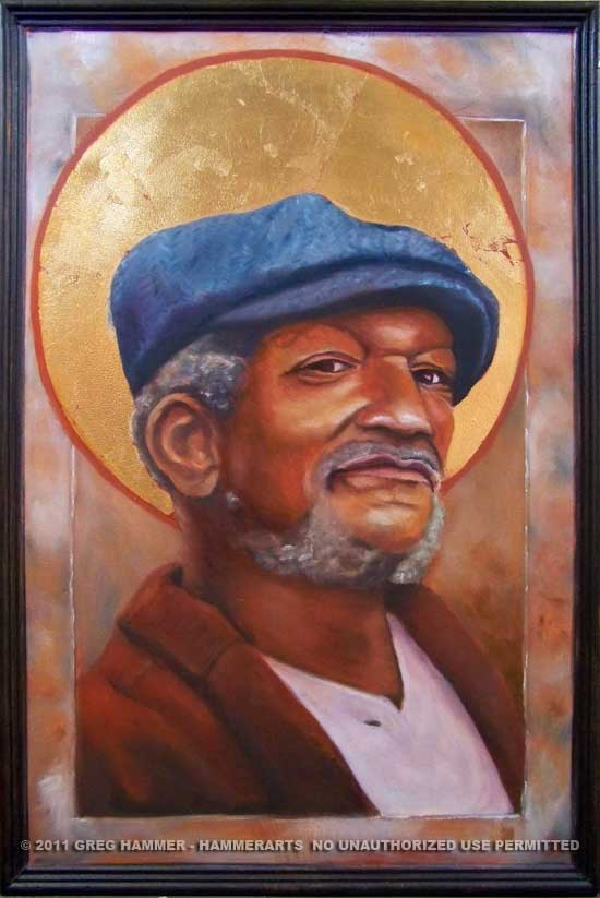 Greg Hammer,Fred Sanford